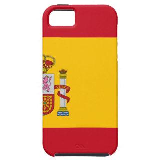 スペイン- Bandera de Espanaaの旗-スペインのな旗 iPhone SE/5/5s ケース