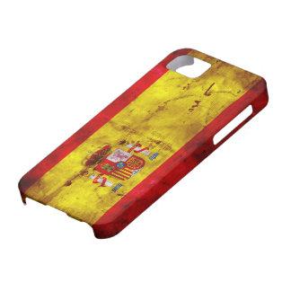 スペイン; bandera de Espanaa iPhone SE/5/5s ケース
