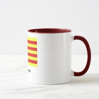 スペインCatalunya マグカップ