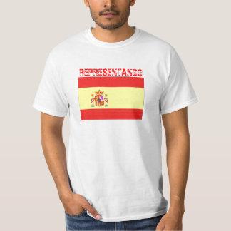 スペインREPRESENTANDO Tシャツ