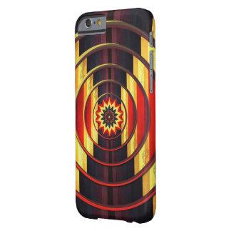 スペクトルの焦点は電話箱を一周します BARELY THERE iPhone 6 ケース