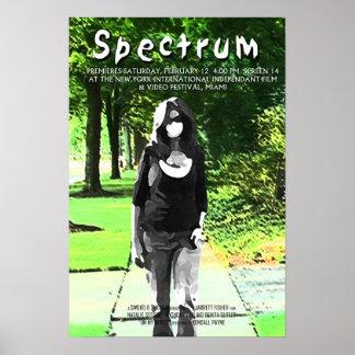 スペクトル ポスター