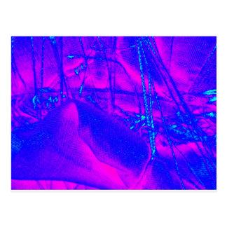 スペクトルfabric1 ポストカード