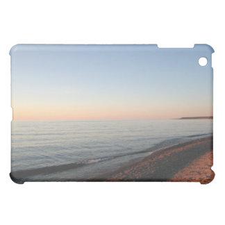 スペリオル湖の日没 iPad MINI カバー