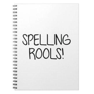スペリングRools! ノートブック