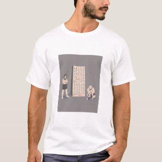 スペルミスのエジプトのスタイル Tシャツ