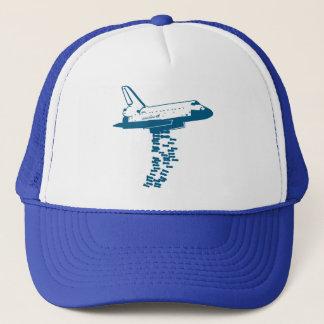 スペースシャトルの爆撃機の帽子 キャップ