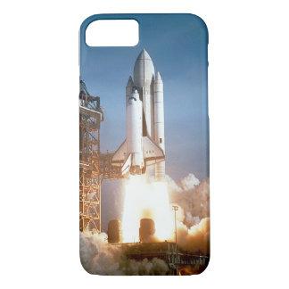 スペースシャトルは離れます iPhone 8/7ケース