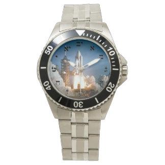 スペースシャトルは-ヘブライ番号付けを離れます 腕時計