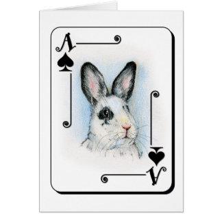 スペードのエース カード