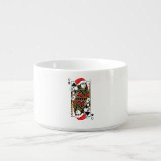 スペードのメリークリスマスの女王 チリボウル