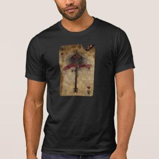 スペードのワイシャツのエース Tシャツ