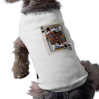スペードの死 ペット服