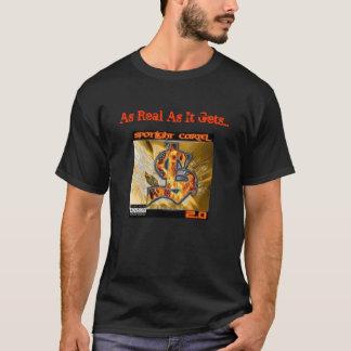 スポットライトのカルテル2.0のTシャツ Tシャツ