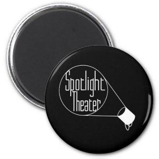 スポットライトの劇場 マグネット