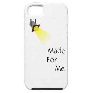 スポットライトの電話箱を私のために作られる iPhone SE/5/5s ケース
