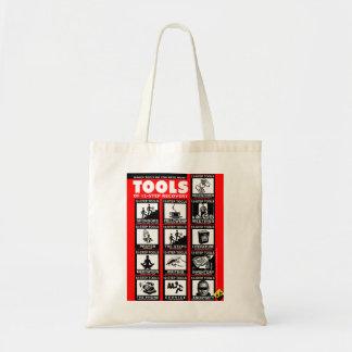 スポンサーは本のトートに用具を使います トートバッグ