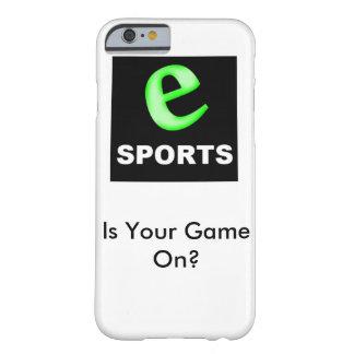 スポーツの場合 BARELY THERE iPhone 6 ケース