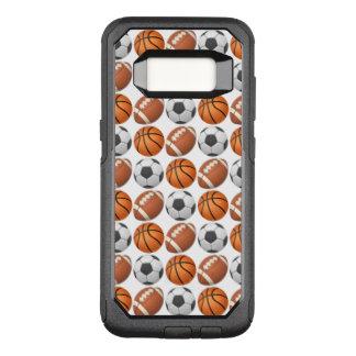スポーツのEmoji Samsungの銀河系S8のオッターボックスの場合 オッターボックスコミューターSamsung Galaxy S8 ケース