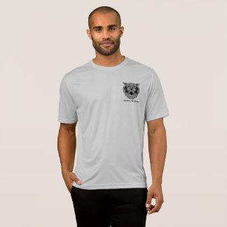スポーツのTekのモハービ族の山猫のワイシャツ Tシャツ