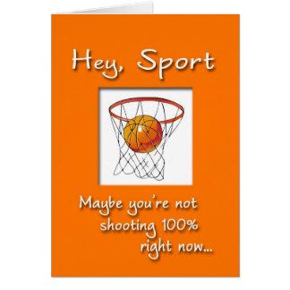 スポーツはすぐによく得ます カード