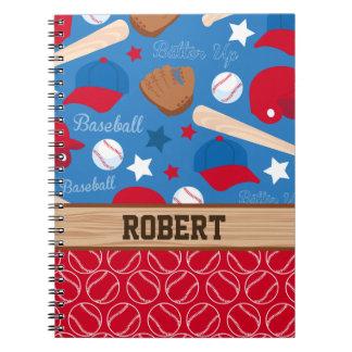 スポーツは一流の野球ファンのおもしろいパターンを個人化します ノートブック