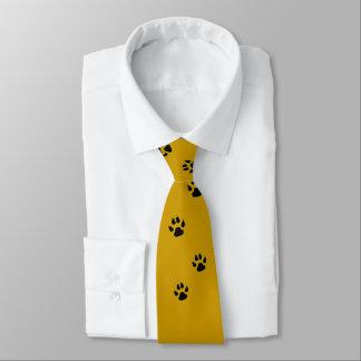 スポーツチームマスコットのタイ オリジナルネクタイ