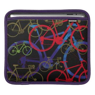 スポーツテーマの都市バイク iPadスリーブ