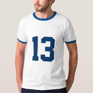 スポーツ第13 Tシャツ