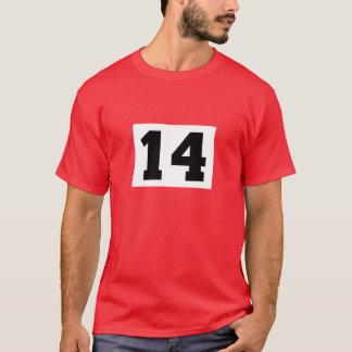 スポーツ第14 Tシャツ