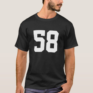スポーツ第58 Tシャツ