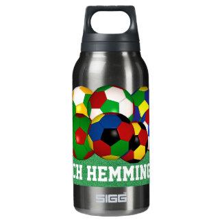 スポーツ-サッカー- SRF 断熱ウォーターボトル
