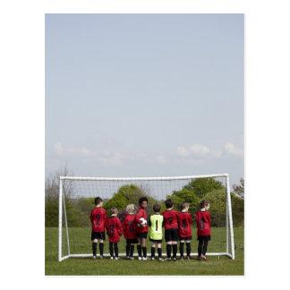 スポーツ。 ライフスタイル、フットボール ポストカード