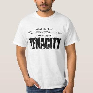 スポーツ-柔軟性対粘着性 Tシャツ