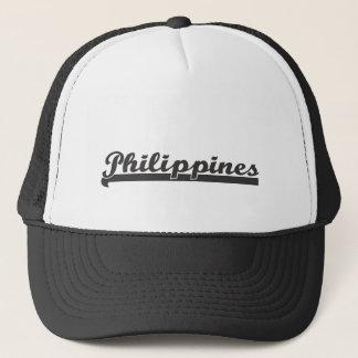スポーティなフィリピン キャップ