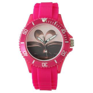 スポーティな愛書家の芸術の腕時計 腕時計