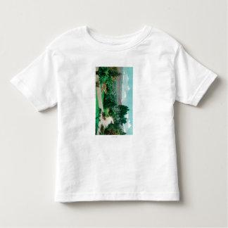 スマイリーからのRedlands谷そして果樹園 トドラーTシャツ