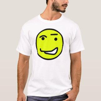 スマイリーのまばたき Tシャツ
