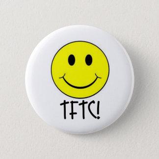 スマイリーのTFTC 5.7CM 丸型バッジ