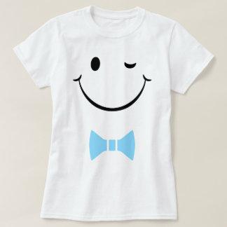 スマイリーワイシャツ Tシャツ