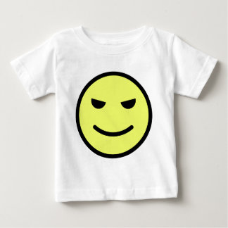 スマイリー2011年 ベビーTシャツ