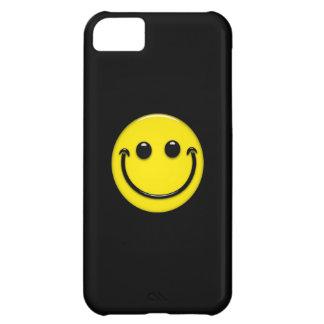 スマイリー iPhone5Cケース