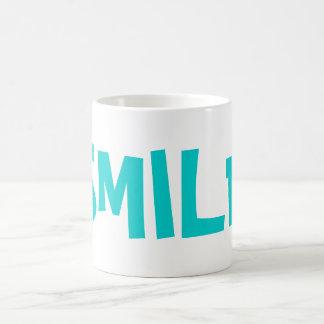 スマイルのマグ コーヒーマグカップ