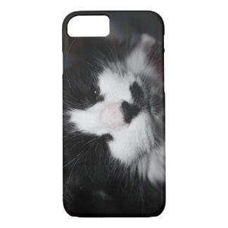 スマイルの子猫 iPhone 7ケース