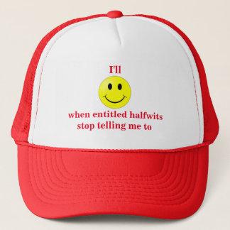 スマイルの帽子 キャップ