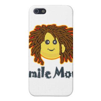 スマイルの月曜日のラスタのスマイリーフェイスのナットのボルト iPhone 5 CASE