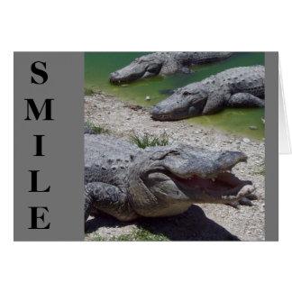スマイルの父の日カード カード