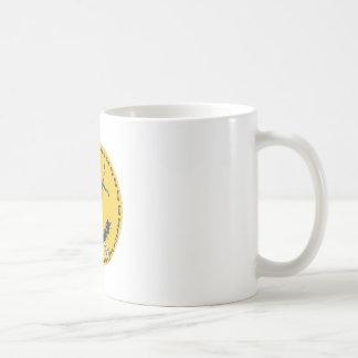 スマイルの版 コーヒーマグカップ