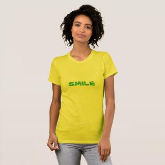 スマイルのTシャツ Tシャツ