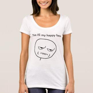 スマイル!  または。 Tシャツ